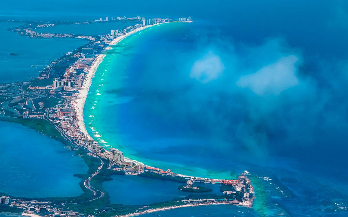 Cancun travel destination mexico finder