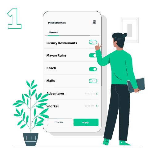 mexicofinder-travel-step-1-fill-form