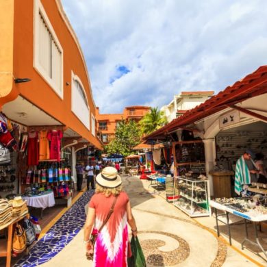 mexicofinder cozumel top attractions street