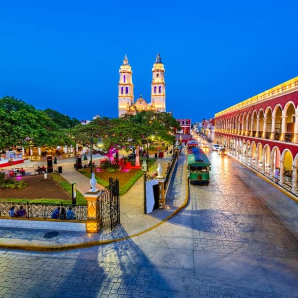 mexicofinder reazons visit campeche